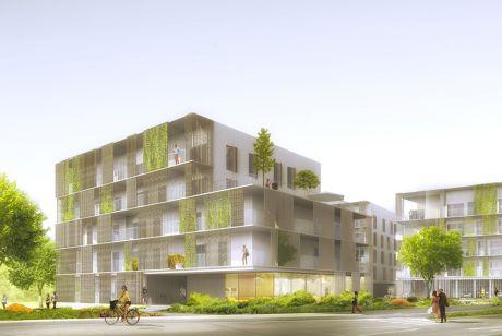Architectes Lille de alzua, projets